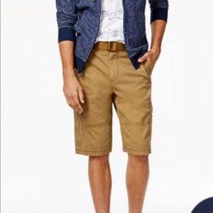 American Rag Shorts Men's BLUE Cargo